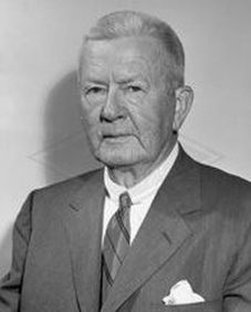 James Henderson Duff (January 21, 1883 – December 20, 1969) was an American lawyer and politician. A member of the Republican Party, he served as United States Senator from Pennsylvania from 1951 to 1957. He previously served as the 34th Governor of Pennsylvania from 1947 to 1951.