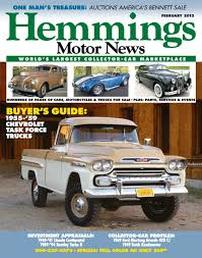 Hemmings Motor News Automotive Hall of Fame to induct tractor-trailer pioneer Fruehauf